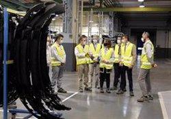 Nissan Ávila pone en marcha nuevas actividades relacionadas con el plan de transformación de la planta