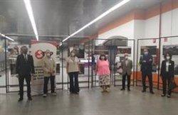 'Stop Accidentes' inaugura la exposición fotográfica 'Peatón, no atravieses tu vida' por la Semana de la Movilidad
