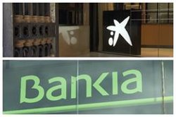 Bankia es consciente de que la marca CaixaBank está más asentada y que la suya aún tiene tintes negativos