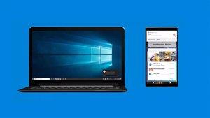 Microsoft prueba en su aplicación 'Tu Teléfono' una opción para enviar enlaces, imágenes y notas del móvil al PC