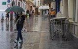 Un total de siete CC.AA. están este sábado en riesgo por tormentas, lluvias y rissagas