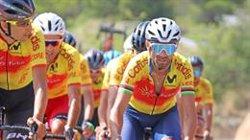 Valverde, Landa y Mas liderarán a la selección española en el Mundial de Imola
