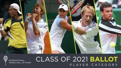 Sergi Bruguera y Juan Carlos Ferrero, nominados para entrar en el Salón de la Fama del tenis