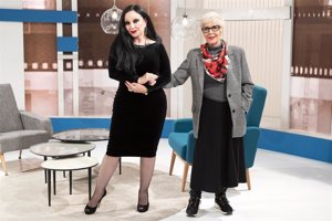Alaska coge mañana el relevo de Concha Velasco en TVE al frente de 'Cine de Barrio'