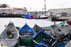 Las costas españolas registran la llegada de unos 1.300 migrantes en lo que va de semana