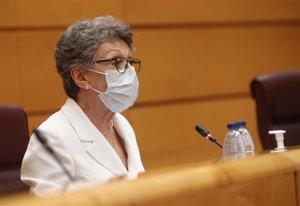 Rosa María Mateo insta al Parlamento a
