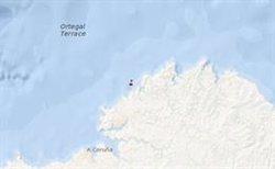 Salvamento Marítimo auxilia en Cedeira (A Coruña) a una embarcación a la deriva por un problema mecánico