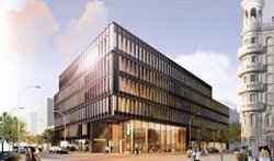 La inversión en oficinas cayó un 45% en el tercer trimestre, hasta los 1.500 millones, según CBRE