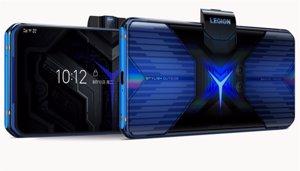 Lenovo lanza en España su móvil 'gaming' Legion Phone Duel, para videojuegos en horizontal