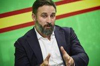 Abascal critica que el Gobierno pretenda