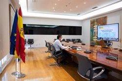 Pedro Sánchez preside la reunión constitutiva del Consejo Consultivo para la Transformación Digital