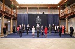 La Princesa de Asturias subraya que la pandemia ha enseñado a los jóvenes responsabilidad y solidaridad