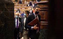 Sánchez defiende su política migratoria tras denunciar Abascal la