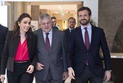 Casado muestra su apoyo a Leopoldo López por irse de la
