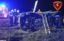 Doce personas mueren en las carreteras españolas durante el fin de semana