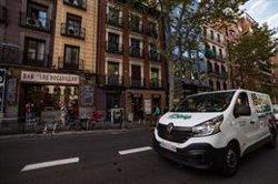 La Guardia Civil intensifica la vigilancia y controles a furgonetas con puntos de control en las carreteras