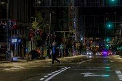 La primera noche del toque de queda se salda sin incidentes en las siete ciudades gallegas