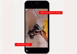 YouTube actualiza su reproductor para móviles y añade los gestos de pantalla completa