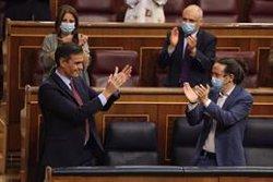 PSOE y Podemos logran un acuerdo sobre PGE, al pactar regular el precio del alquiler en 4 meses
