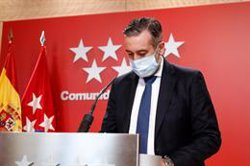 Madrid se escuda en que el Decreto del estado de alarma permite a las autoridades delegadas
