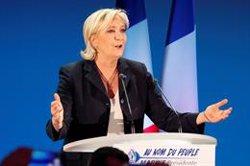 Le Pen llama a la ilegalización de la principal organización musulmana de Francia