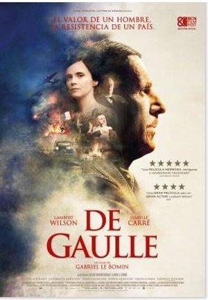 La cinta de aventuras 'Rock'n'Roll Eddie', 'De Gaulle' y la española 'Hil Kanpaiak', estrenos de este viernes