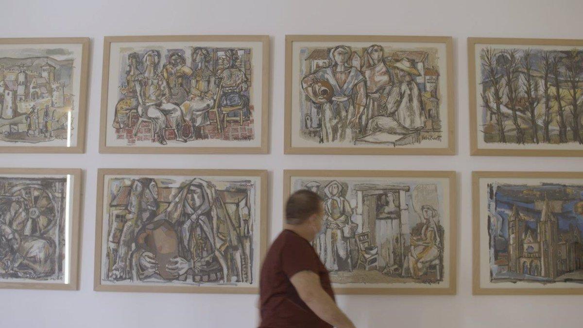 El remodelado Parador de León expondrá casi 500 obras de arte - Descubrir