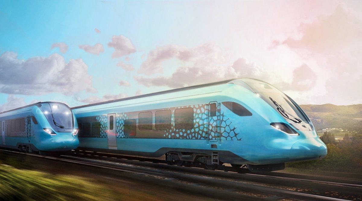 Talgo anuncia la puesta en marcha de su tren de hidrógeno para 2023 - Descubrir