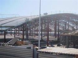 Las obras de ampliación del aeropuerto Tenerife Sur estarán finalizadas el próximo verano