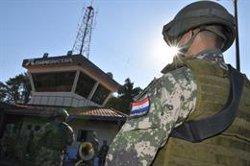 Tres guerrilleros del EPP muertos en una operación militar en Paraguay