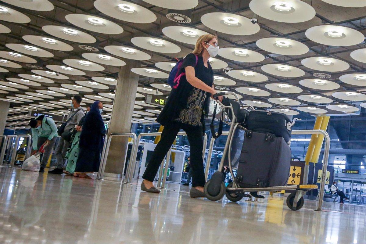 Las aerolíneas piden que se admita el uso de tests de antígenos - Descubrir