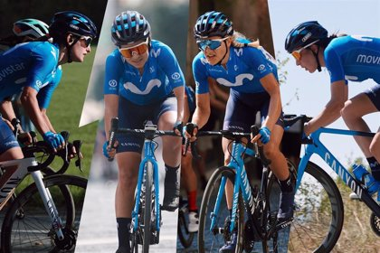 El Movistar Team renueva hasta 2023 a Jelena Eric, Paula Patiño, Katrine Aalerud y Gloria Rodríguez