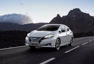 Nissan celebra el décimo aniversario del Leaf, del que ha vendido 180.000 unidades en Europa desde 2010