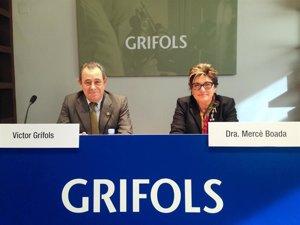 Grifols constituye una 'join venture' con Egipto para producir medicamentos plasmáticos
