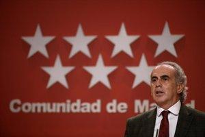 Madrid plantea sus propuestas para Navidad en el CISNS, donde