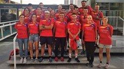 La Federación concede 100.000 euros en becas a los triatletas