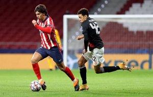 Crónica del Atlético de Madrid - Bayern Múnich, 1-1