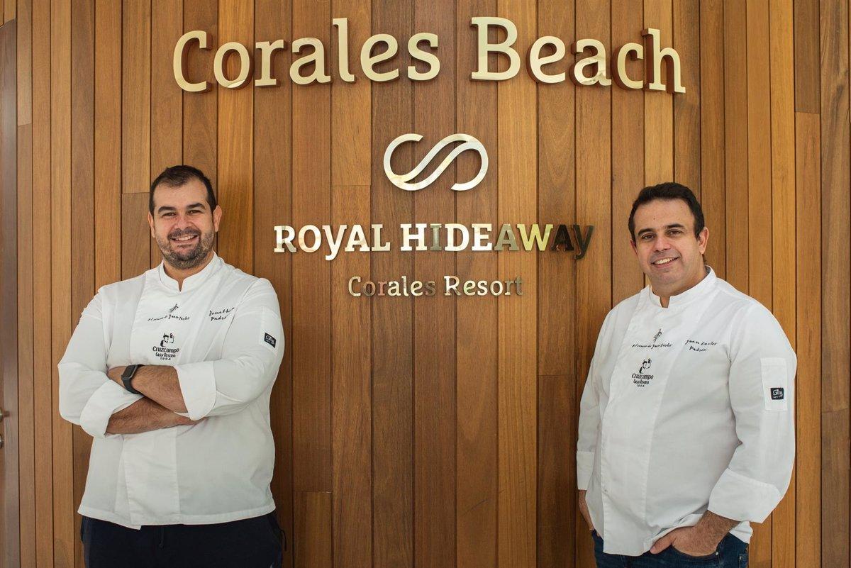 Royal Hideaway Corales Resort albergará el restaurante con estrella Michelin 'El Rincón de Juan Carlos' - Descubrir