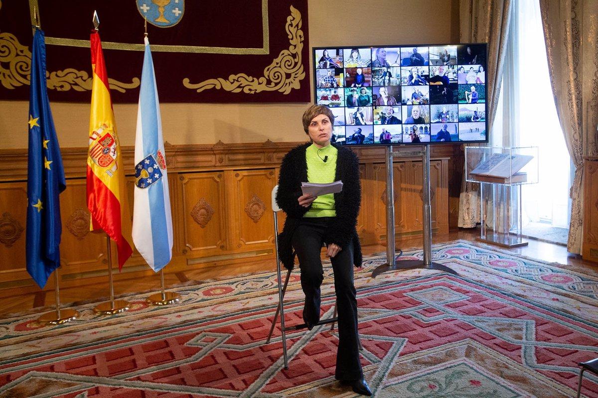 La apertura de la Puerta Santa en Santiago se celebrará con música de Carlos Núñez y varios espectáculos - Descubrir