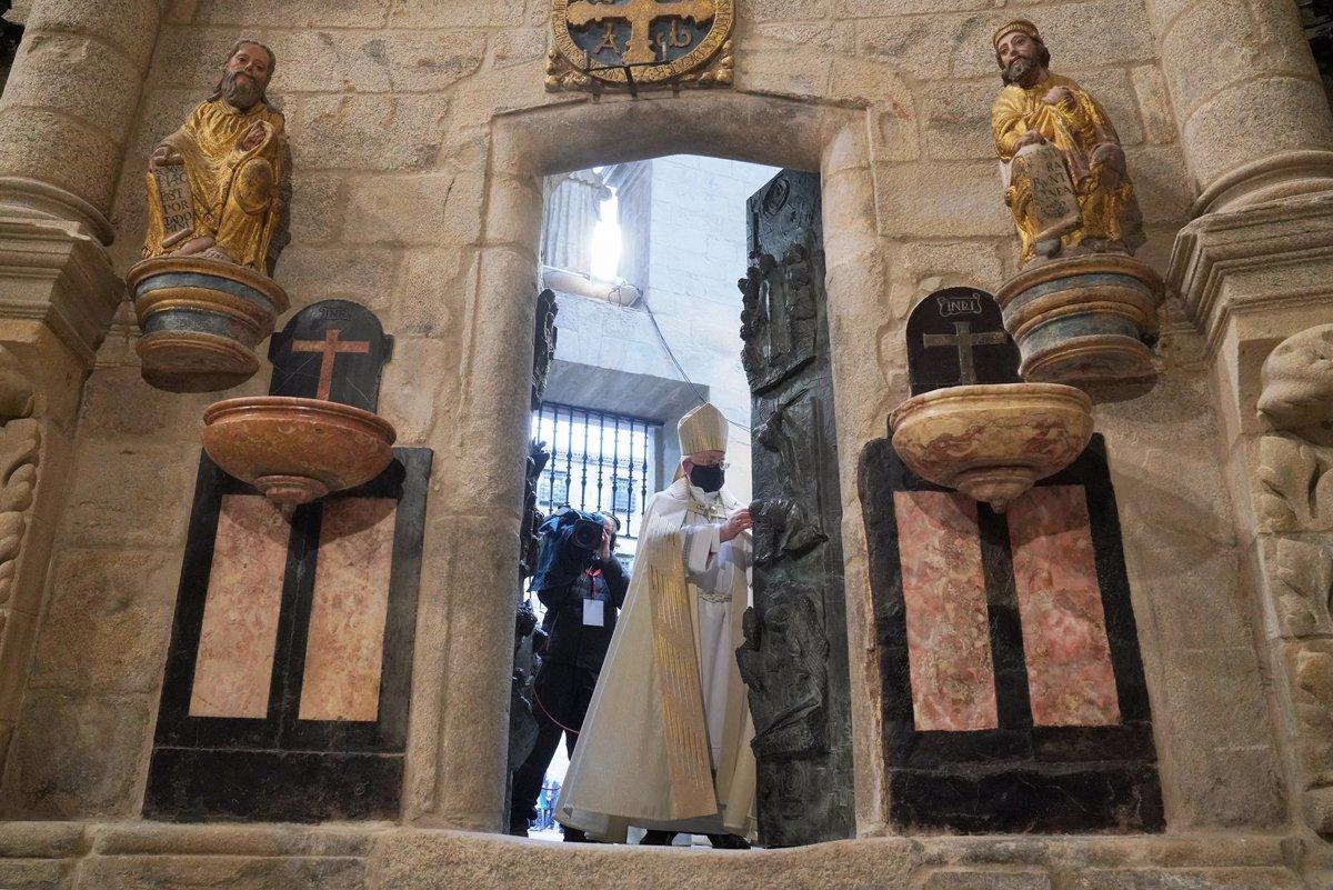 Santiago inicia un Xacobeo que se prolongará hasta 2022 - Descubrir