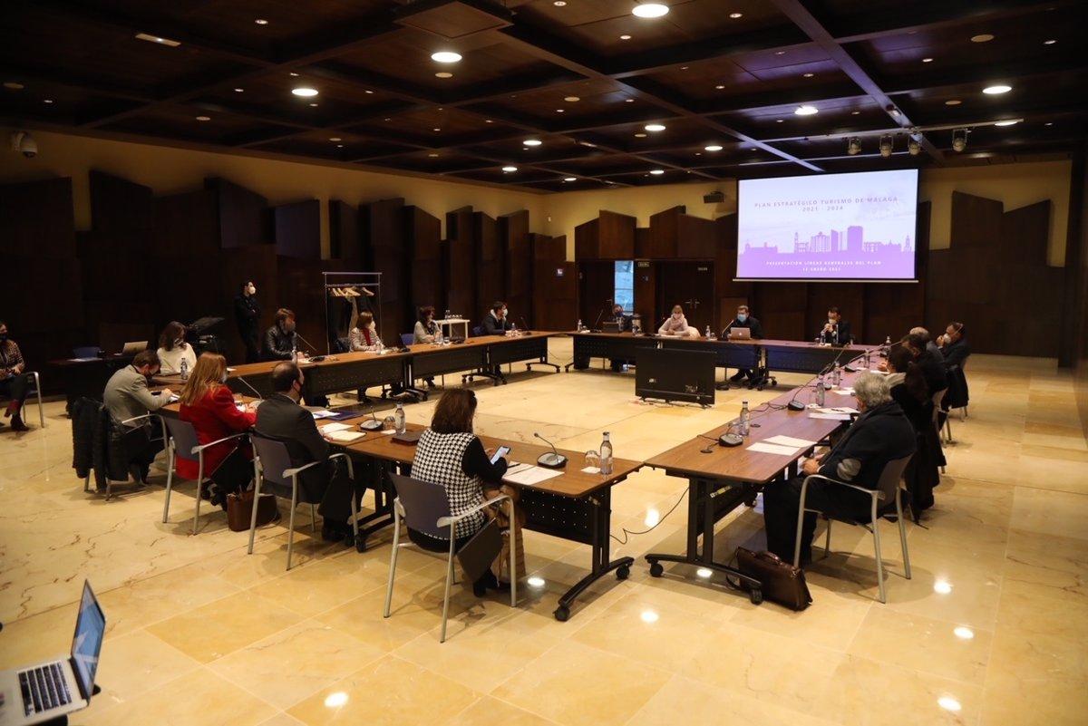 El Plan Estratégico de Turismo de Málaga se centra en crear una ciudad para visitar, vivir e invertir - Descubrir