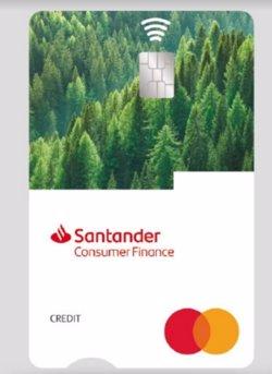 Santander Consumer lanza una tarjeta ecológica para comprar electrodomésticos eficientes