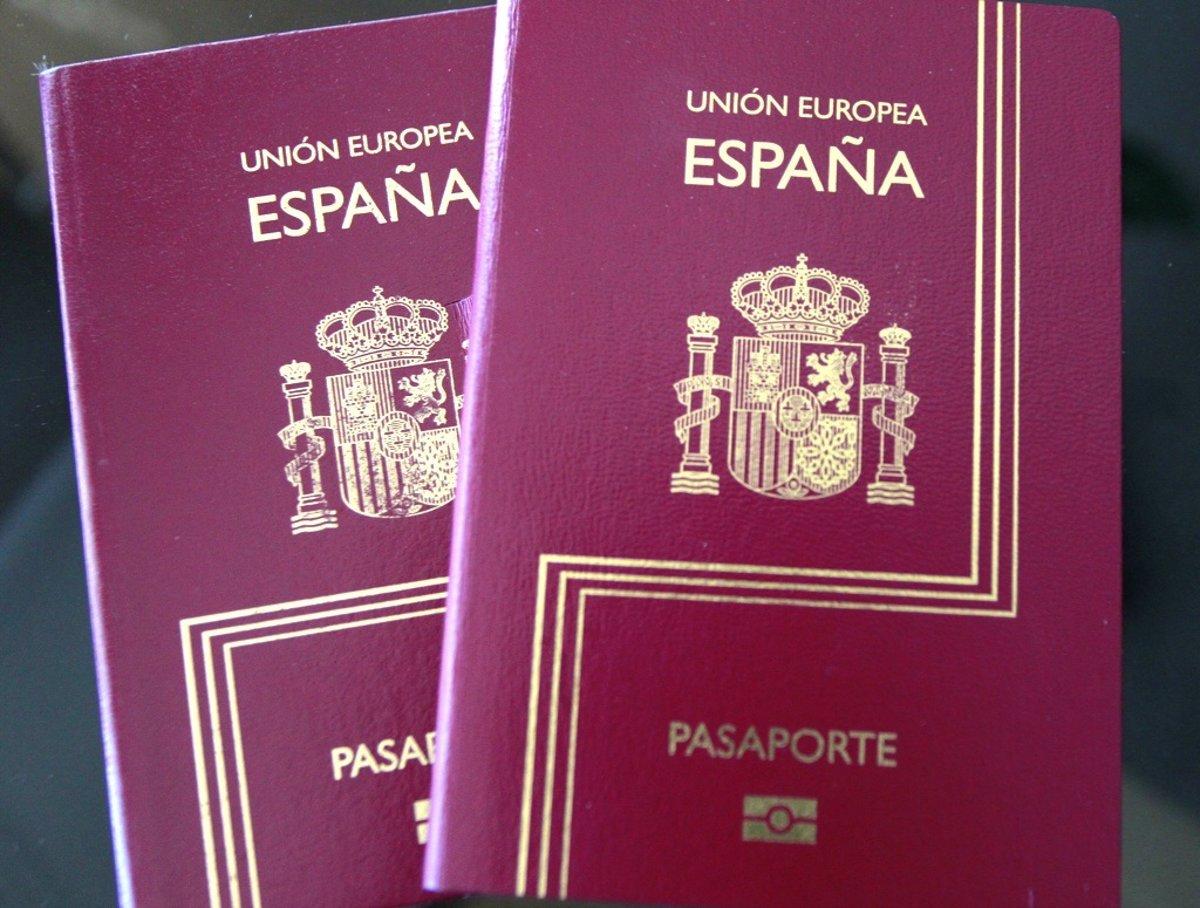 El pasaporte español es el cuarto más