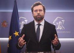 Vox pide no retrasar las elecciones del 14 de febrero en Cataluña y
