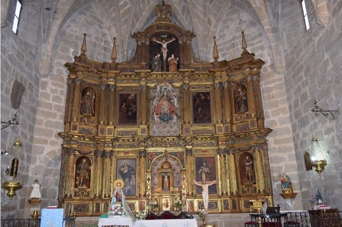 La iglesia de La Asunción de Montehermoso en Cáceres será declarada Bien de Interés Cultural - Descubrir