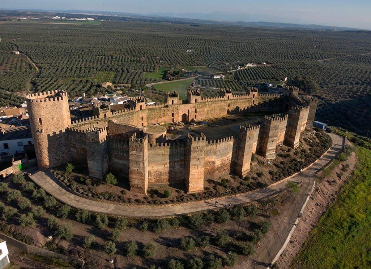 Jaén apoya a los municipios de La Ruta de los Castillos - Descubrir