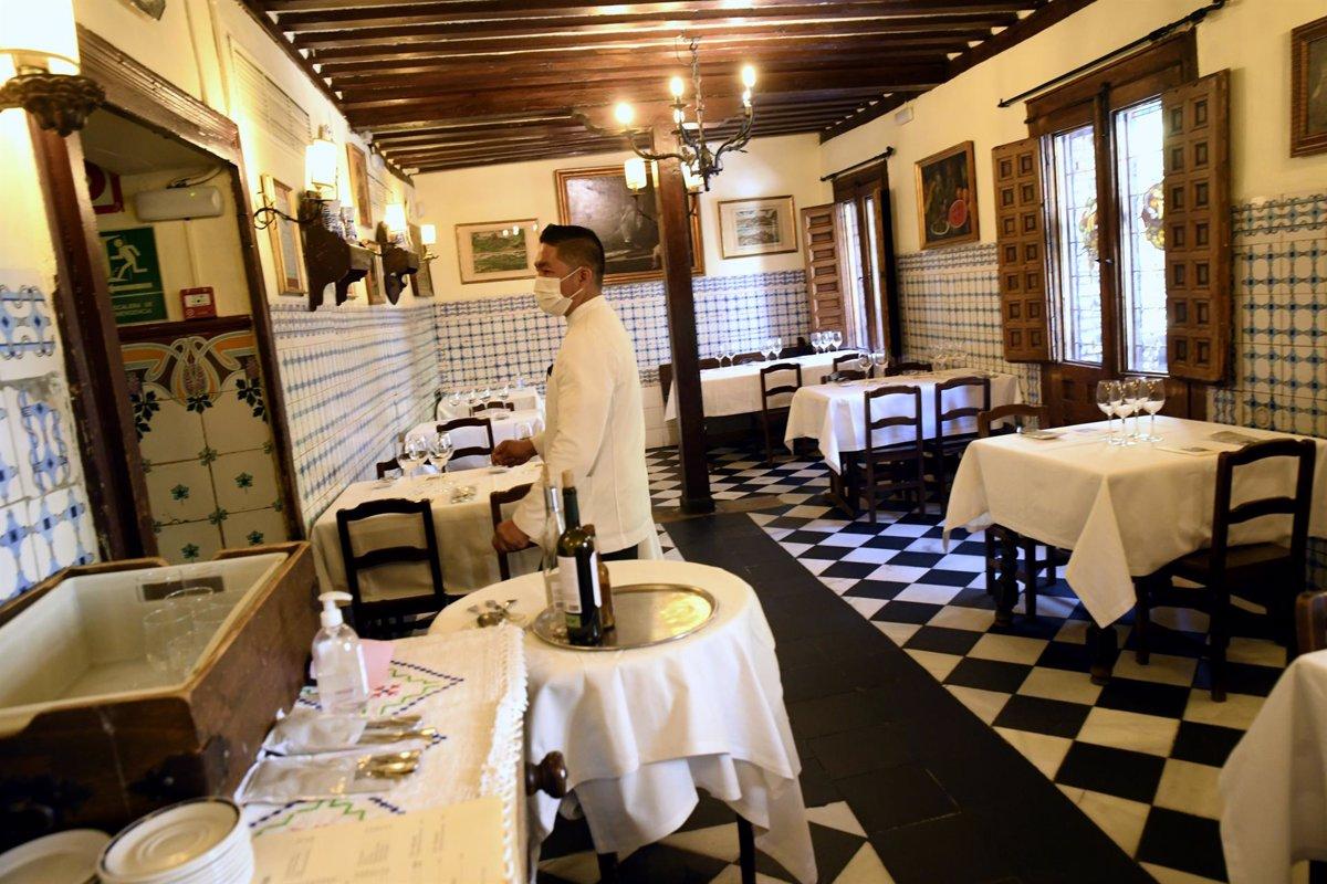 Casa Labra, Lhardy y otros 10 restaurantes centenarios de Madrid son declarados espacios culturales de interés - Descubrir