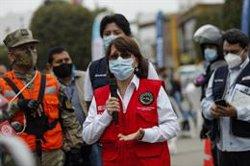 Perú alerta de que su segunda ola de coronavirus es