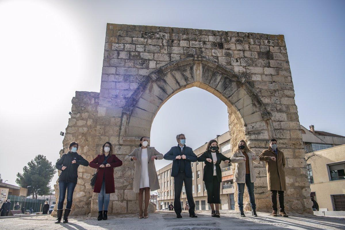 Ciudad Real recupera el entorno del Torreón del Alcázar y su historia medieval - Descubrir