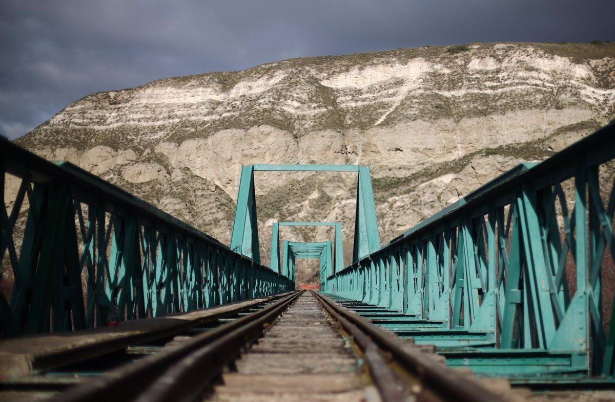 Madrid rehabilitará el puente ferroviario histórico de La Poveda - Descubrir